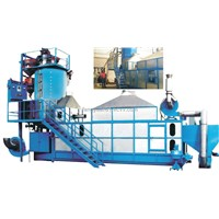 Expanded Polystyrene Foam Machine