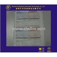 Express or logistic waybill printing(continuous form)-SL006