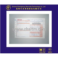 Express or logistic waybill printing(continuous form)-SL009