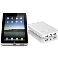 External Universal  Battery for iPad and other tablet computers