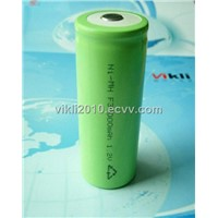 F13000mAh Ni-MH Rechargeable Battery, 13Ah NiMH Rechargeable Batteries