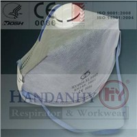 FFP2 Fold-flat respirator HY892* Series with Valve