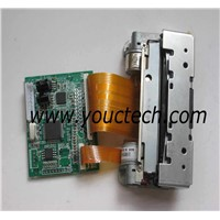 Fujitsu FTP628MCL401 thermal printer mechanism equivalent (YC628-401)