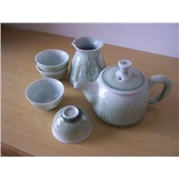 Fine China Porcelain Tea Pot