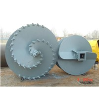 Flat or Butterfly Rock Auger