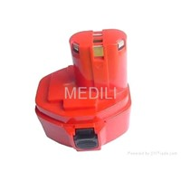 For Makita 12v power tool battery ,1220, 1222, 192598-2, 192681-5, 193981-6