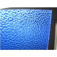 GE - Lexan Raw Material Polycarbonate Embossed Sheets