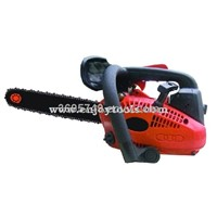 Gasoline chain saw HY-25(black and red orange)