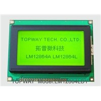 128X64 Graphic LCD Display COB Type LCD Module (LM12864L)
