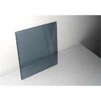 Grey Reflective Glass