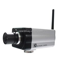 HD 1 MegaPixel IP Box Camera support H.264 and 32GB SD Card/Megapixel Camera
