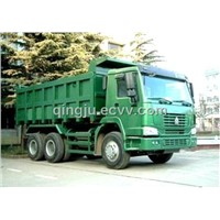 HOWO Tipper Truck 4x2,6x4,8x4 and 10x6 with Engine Power Is 266hp,290hp,336hp,371hp and 420hp