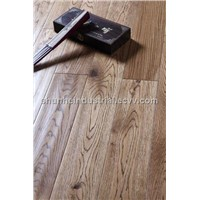 Handscraped Birch Multi-Layer Engineered Wood Flooring