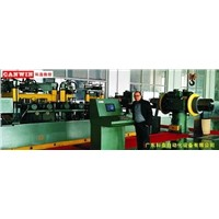 Heavy Type Automatic Two Cutter and Two Punching Cut to Length Line