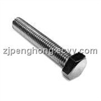 Hex Bolts - Made of 304, 304L, 316, 316L Stainless Steel, Special Fasteners