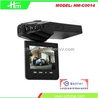 High Definition 720P H.264 car video camera,car drive recorder ,in car cctv ,mini vehicle dvr