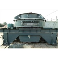 High efficiency durable China sand making machine