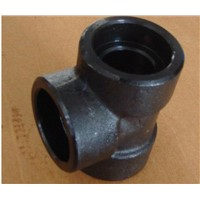 High Pressure Socket Weld Tee