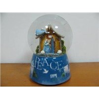 High Quality water snow globe