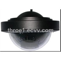 High resolution 540 TVL PAL 12VDC PAL weatherproof infrared spectrum demo color sony 1/3 CCD camera