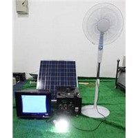 Home Ready System with solar Panel 60W