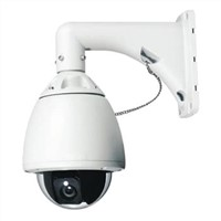 IP PTZ  outdoor intelligent  high speed dome camera