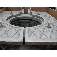 Induction Melting Furnace for Aluminum 500kg