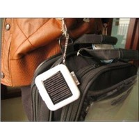 Iphone portable solar charger