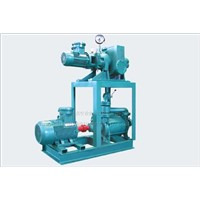 Roots Pump and Liquid Ring Pump System (JZJS Series)