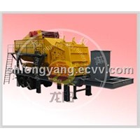 Jaw Mobile Crusher MC1214V