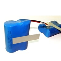 LiFePO4 Battery Pack with 6.4V 3000mAh
