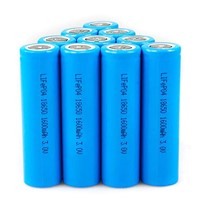 LiFePO4 Battery with 3.2V 1600mAh, 1000 Times Cycle Life