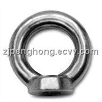 Lifting Eye Nut, Made of Carbon Steel, Stainless Steel and Brass