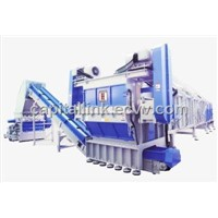 LC of Single-Shaft Shredder