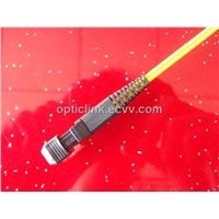 MTRJ Single-Mode Duplex Fiber Optic Patch Cord