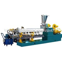 Masterbatch production line(SHJ65 parallel twin screw extruder)