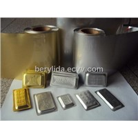 Medical packaging tropical blister foil