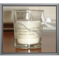 Memorial Votive Candle Holders