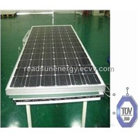 Monocrystalline Solar Panels With TUV (RS-SP180-185W)