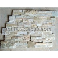 Natural Stone Wall Cladding Curtain