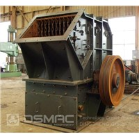 High efficiency fine crusher for cement