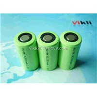 NiMH Rechargeable Battery, SC2800mAh