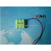 Ni-MH Battery Pack Ni-MH AAA250mAh*4