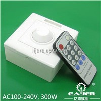 Nice quality 100-240vac dimmer with remote