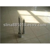 No Dig Ground Screw Pole Anchor U91*865