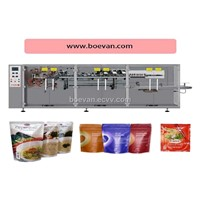 Olive Packing Machinery with BHP-360D Automater Packing machine