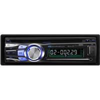 One DIN Car DVD Player