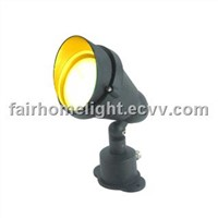 PAR38 80W yellow color spot light