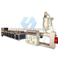 PP/PE Wood Profile Production Line