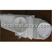 PTFE needled felt with PTFE membrane (Filter Bags)